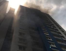 Cháy chung cư: Những lưu ý tuyệt đối phải nhớ để cứu sống bản thân