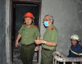Tổng kiểm tra PCCC tất cả các chung cư sau vụ cháy 13 người chết