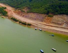 Thái Nguyên: Cận cảnh công trường siêu dự án tâm linh của đại gia Xuân Trường