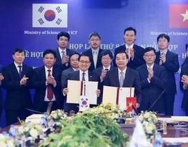 Thúc đẩy hợp tác khoa học và công nghệ Việt Nam – Hàn Quốc