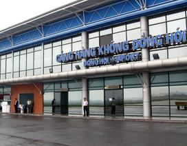 Nhân viên sân bay đóng cửa nhà ga để chơi… cầu lông!