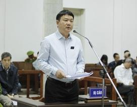 """Ông Đinh La Thăng: """"Bị cáo không quanh co, chối tội"""""""