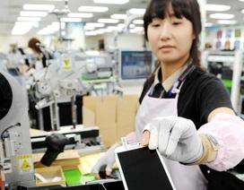 1/3 hàng từ Hàn Quốc về Việt Nam là linh kiện, phụ tùng điện tử