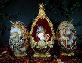Điều gì khiến một quả trứng lại có giá hơn nửa tỷ đồng?