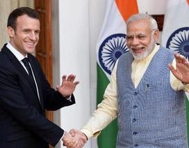 """Ấn Độ kết """"chuỗi ngọc trai"""" đọ với Trung Quốc"""