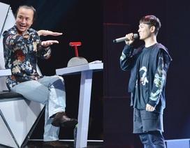 """Xuất hiện bản sao Tùng Dương khiến Lê Minh Sơn phải """"nghiêng mình"""""""
