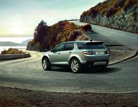 Land Rover Discovery Sport - SUV hạng sang cho người ưa trải nghiệm