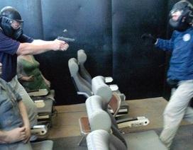 Bên trong khóa đào tạo chống khủng bố máy bay của các phi công Mỹ
