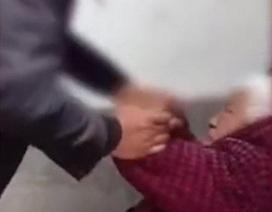 Phẫn nộ với con trai đánh mẹ già 90 tuổi vì không giữ nhà cửa gọn gàng