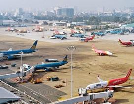 Hoàn thiện hồ sơ điều chỉnh quy hoạch sân bay Tân Sơn Nhất