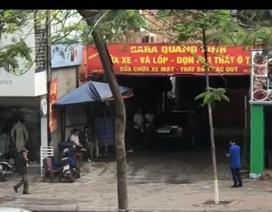 Phóng viên thâm nhập vào gara rửa xe ô tô chuyên cạy cốp xe trộm tiền của khách