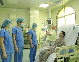 Nghĩa cử cao đẹp của gia đình quân nhân hiến tạng cứu người