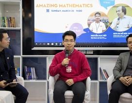 Giáo sư Đỗ Đức Thái: Học sinh đều mang nặng trong đầu toán học là một mớ ký hiệu, định nghĩa…