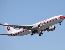 Máy bay chở khách Trung Quốc xả 30 tấn nhiên liệu trên không để hạ cánh khẩn cấp