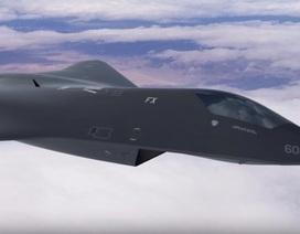 Mỹ hé lộ siêu máy bay chiến đấu thế hệ thứ 6