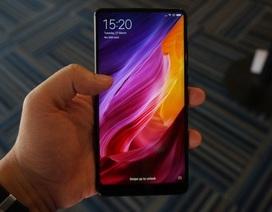 Ảnh thực tế smartphone không viền Xiaomi Mi MIX 2S mới ra mắt