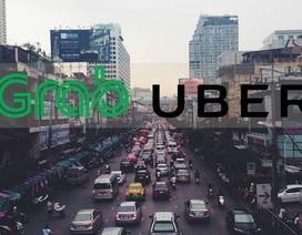 Cục Quản lý cạnh tranh yêu cầu GrabTaxi báo cáo việc 'thâu tóm' hãng xe Uber