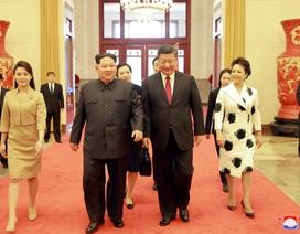 """Màn """"ra mắt"""" ấn tượng của ông Kim Jong-un"""