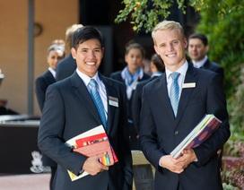 Hội thảo nhận học bổng 380 triệu đồng tại trường quản lý khách sạn số 1 châu Á Thái Bình Dương