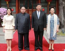 """Đệ nhất phu nhân Triều Tiên """"đốn tim"""" dân mạng Trung Quốc"""