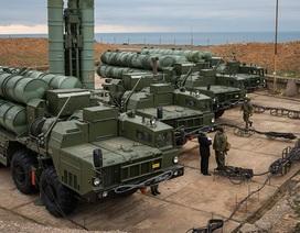 "Nga triển khai thêm ""rồng lửa"" S-400 tới Crimea"