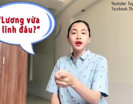 Cô gái hát nhạc chế kêu khổ cho các ông chồng bị vợ giữ tiền