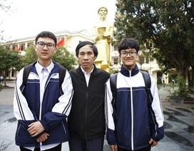 """Dự án """"hô biến"""" nước biển thành nước ngọt của hai nam sinh trường Phan"""