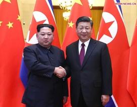 Mục đích của ông Kim Jong-un trong chuyến thăm lịch sử tới Trung Quốc