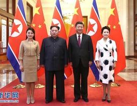 Hình ảnh chuyến thăm lịch sử của ông Kim Jong-un tới Trung Quốc
