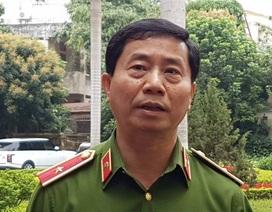 Tướng Hoàng Quốc Định nói về việc dân chung cư sắm mặt nạ, thang dây