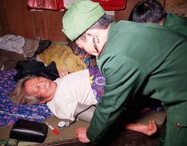 Người thầy thuốc mang quân hàm xanh của bản Mông