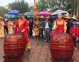 Khai hội Kinh Dương Vương đức Vua Thủy tổ Việt Nam khai sinh mở nước