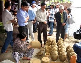 Hội An tăng giá vé tham quan làng gốm Thanh Hà