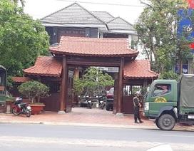 Khám nhà ở của nghi phạm trong vụ nổ súng tại Kon Tum