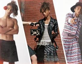 """Nam diễn viên """"The Karate Kid"""" gây tranh cãi vì liên tục… mặc váy"""