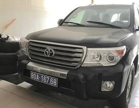 """Thông báo đấu giá 3 lần, 2 xe sang doanh nghiệp tặng tỉnh Nghệ An vẫn """"ế"""""""