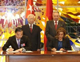 Việt Nam – Cuba tăng cường hợp tác phát triển khoa học và công nghệ