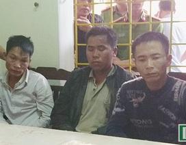 Một đêm phá 2 chuyên án, bắt 3 đối tượng, thu 8kg ma túy đá