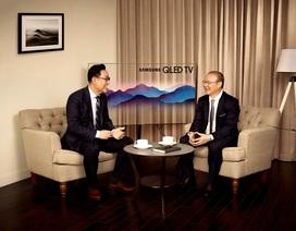 Tinh thần Park Hang Seo và đại sứ hình ảnh của Samsung