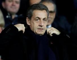 Cựu Tổng thống Pháp Sarkozy sẽ phải hầu tòa vì cáo buộc tham nhũng