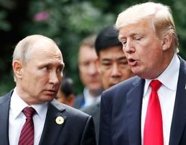 """Chiến lược """"trong nóng ngoài lạnh"""" của Tổng thống Trump với ông Putin"""
