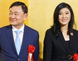 Anh em Thaksin-Yingluck dự sự kiện ở Nhật Bản
