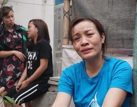 """Vụ cháy chợ Quang: """"Cháy hết rồi! Trắng tay rồi!"""""""