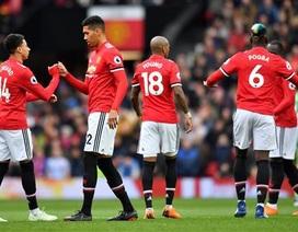 MU 2-0 Swansea: Lukaku, Sanchez đua nhau lập công