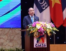 Thủ tướng chủ trì phiên họp toàn thể Hội nghị Thượng đỉnh GMS
