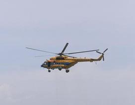 Huy động trực thăng cứu hộ tai nạn trên cao tốc?