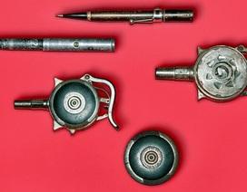 """Dàn vũ khí """"hành nghề"""" tinh vi của gián điệp phương Tây bị Liên Xô lật tẩy"""