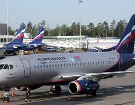 """Nga """"tố"""" Anh vô cớ lục soát máy bay Aeroflot giữa lúc căng thẳng"""