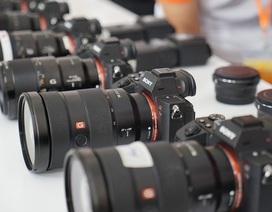 Máy ảnh Sony A7 III chính hãng được bán với giá 48,9 triệu đồng