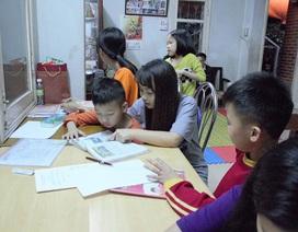 Sinh viên tình nguyện tiếp lửa tri thức tới làng trẻ em SOS Hà Nội